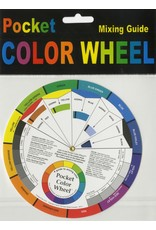 Diversen Kleurencirkel - Colorwheel - Klein