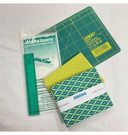 Regenboog-weken - Pakket 1 Groen