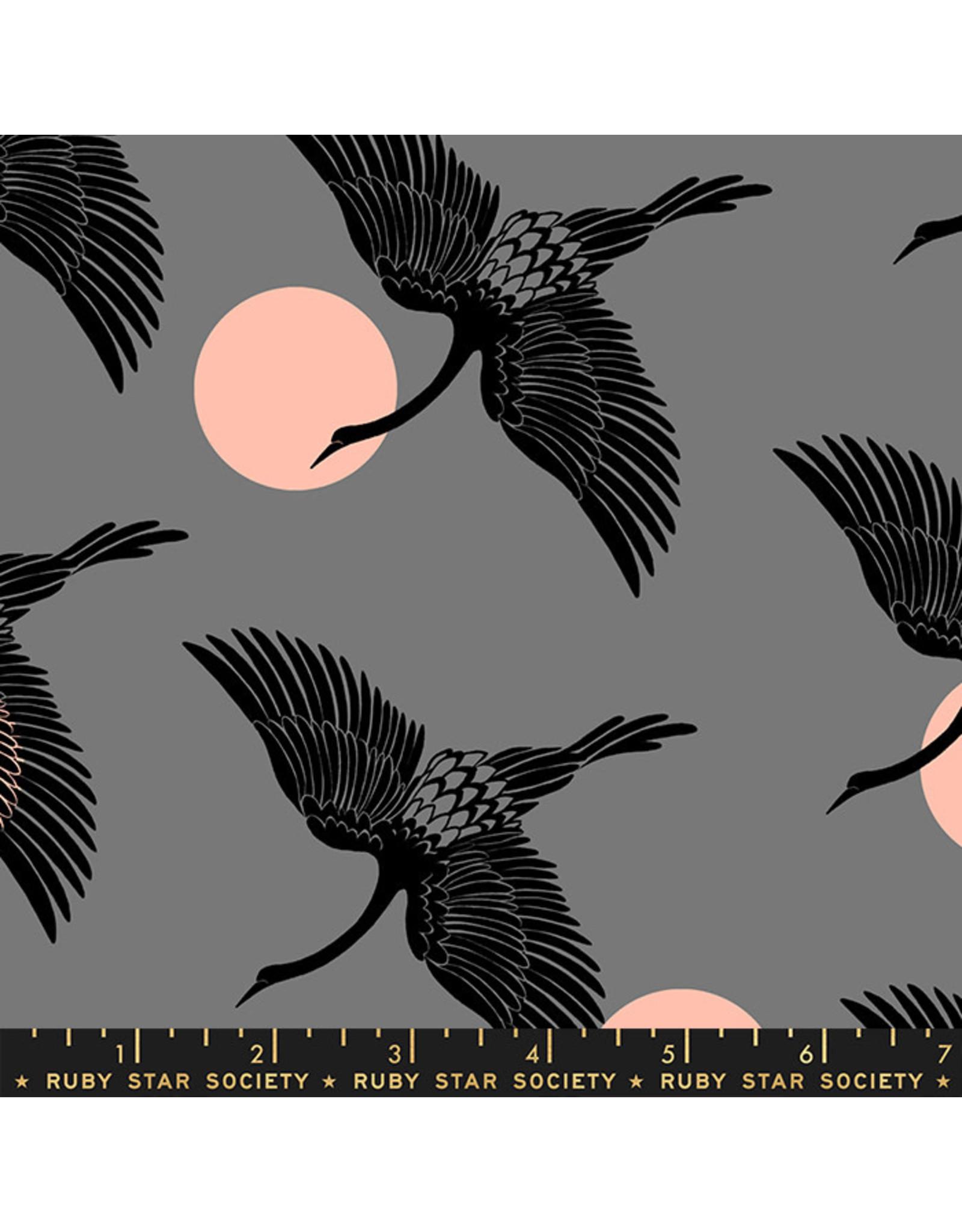 Ruby Star Society Florida - Egrets Slate Gray