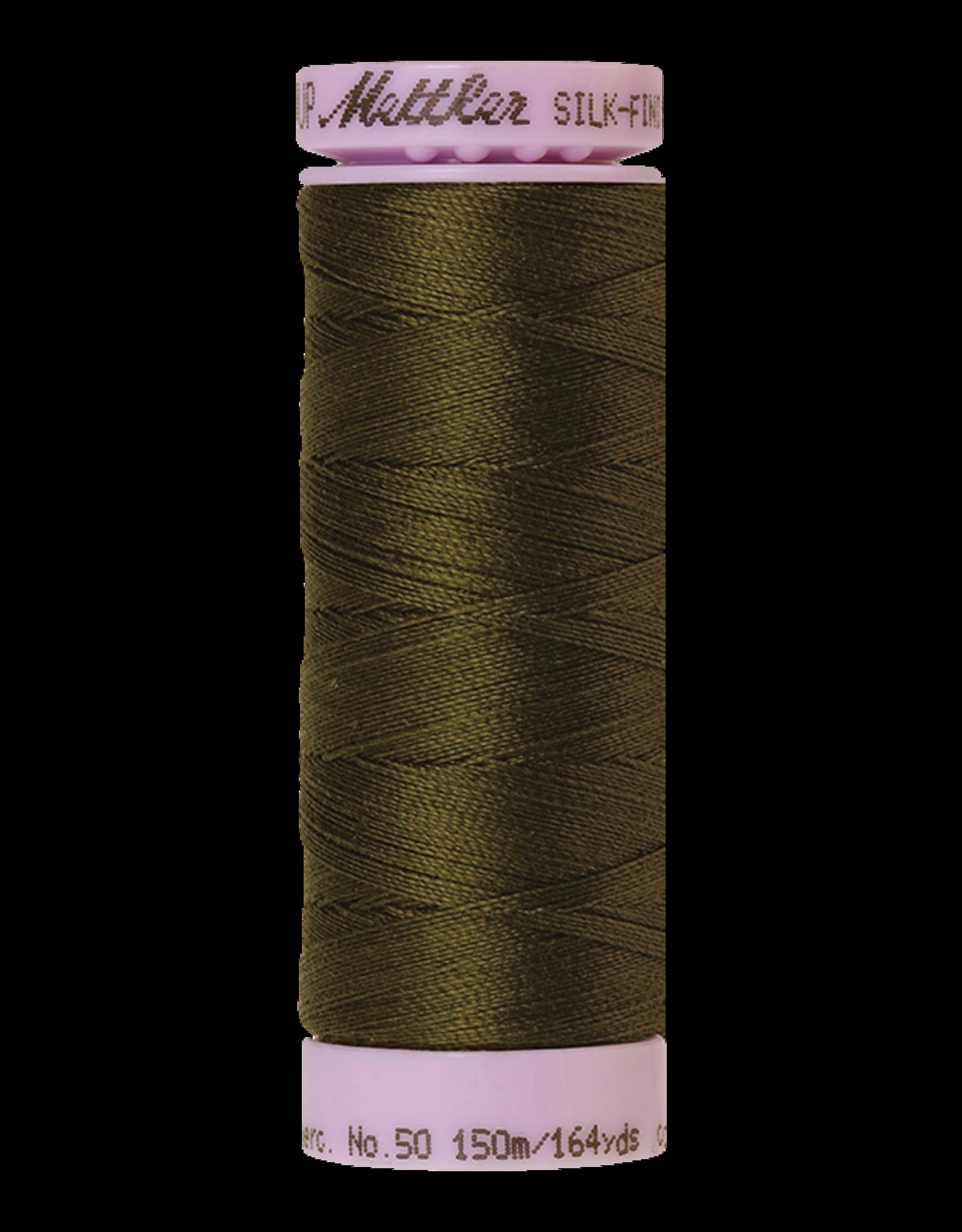 Mettler Silk Finish Cotton 50 - 150 meter - 0667