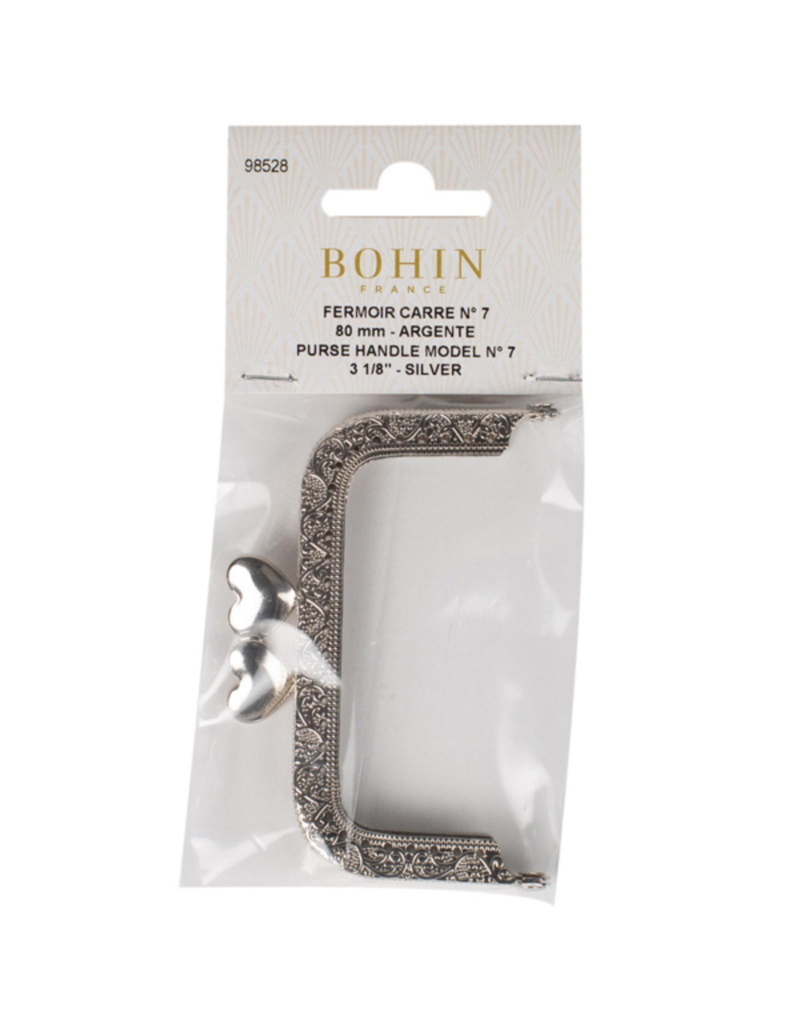 Bohin Metalen sluiting voor portemonnee of tas