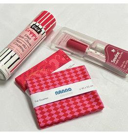 Regenboog-weken - Pakket Roze
