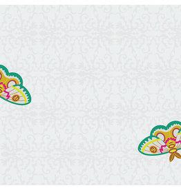 Andover Art Theory - Rainbow 100 Moth Day