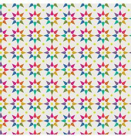 Andover Art Theory - Rainbow Star Day