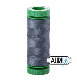 Aurifil Mako 40 - 150 m 1246 - Dark Grey