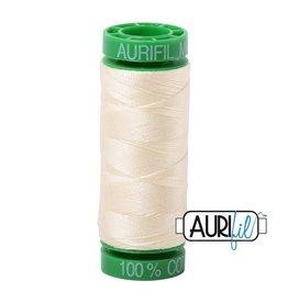 Aurifil Mako 40 - 150 m 2110 - Light Lemon