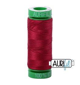 Aurifil Mako 40 - 150 m 2260 - Red Wine