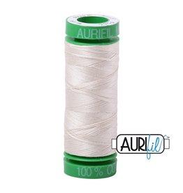 Aurifil Mako 40 - 150 m 2309 - Silver White