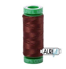 Aurifil Mako 40 - 150 m 2360 - Chocolate