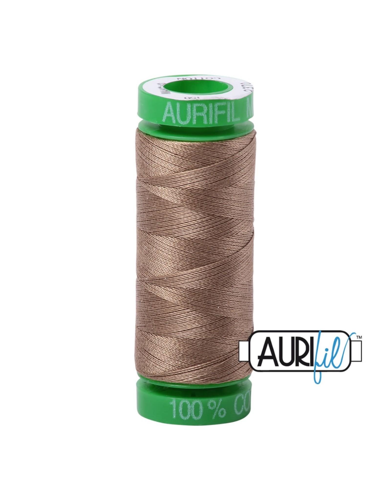 Aurifil Mako 40 - 150 m 2370 - Sandstone