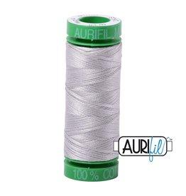 Aurifil Mako 40 - 150 m 2615 - Aluminium