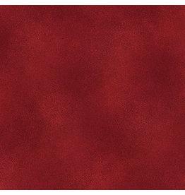 Benartex Shadow Blush - Rouge coupon (± 18 x 110 cm)