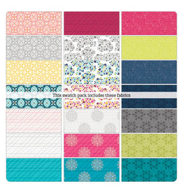 Contempo Cora's Quilts - Spring Song - Strip-pies