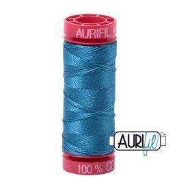 Aurifil Mako 12 - 50 m 1125 - Medium Teal