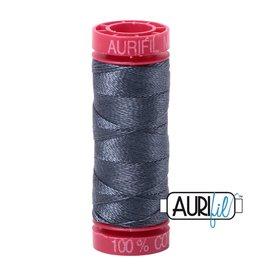 Aurifil Mako 12 - 50 m 1158 - Medium Grey