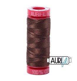 Aurifil Mako 12 - 50 m 1285 - Medium Bark