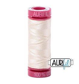 Aurifil Mako 12 - 50 m 2026 - Chalk