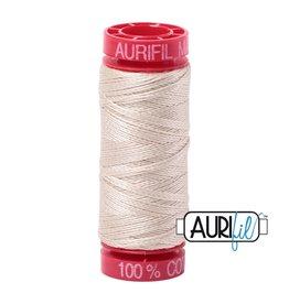 Aurifil Mako 12 - 50 m 2310 - Light Beige