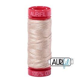 Aurifil Mako 12 - 50 m 2312 - Ermine