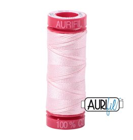 Aurifil Mako 12 - 50 m 2410 - Pale Pink