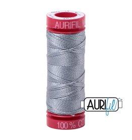 Aurifil Mako 12 - 50 m 2610 - Light Blue Grey
