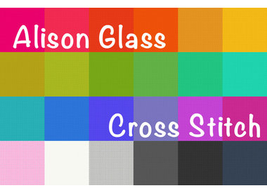 Alison Glass - Cross Stitch