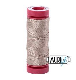 Aurifil Mako 12 - 50 m 5011 - Rope Beige