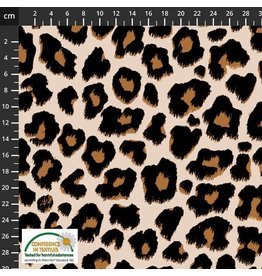 Stof Fabrics Animal - Panther Large