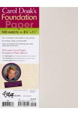 CT Publishing Carol Doak's Foundation Paper