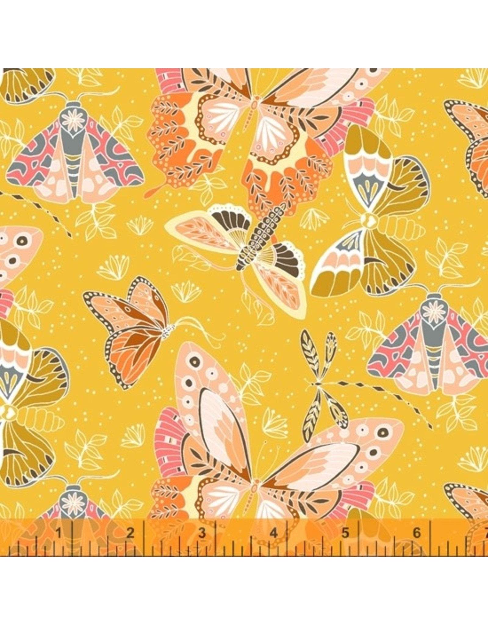 Windham Aerial - Flock Yellow