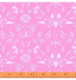 Windham Aerial - Wingspan Pink
