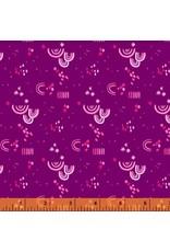 Windham Aerial - Embelishment Purple