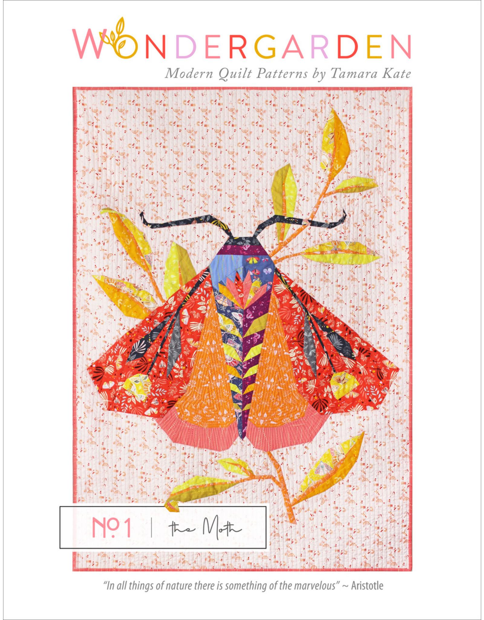 Windham Wondergarden - The Moth - Stoffenpakket
