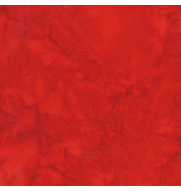 Anthology Fabrics Be Colourful Batik - Ruby Red