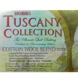 Hobbs Tuscany - Cotton / Wool - 243 cm breed