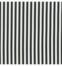 Anthology Fabrics Be Colourful - Black Stripe