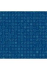 Andover Declassified - Cipher Tanzanite coupon (± 34 x 110 cm)