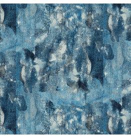Andover Prism - Drop Cloth Dubbah coupon (± 23 x 110 cm)