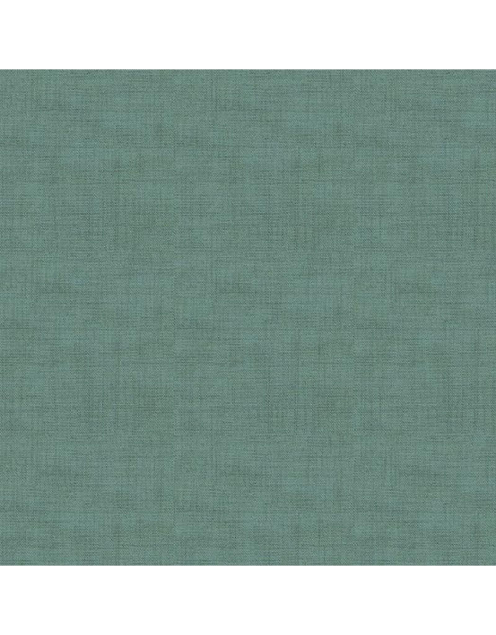 Makower UK Linen Texture - Smoky coupon (± 35 x 110 cm)