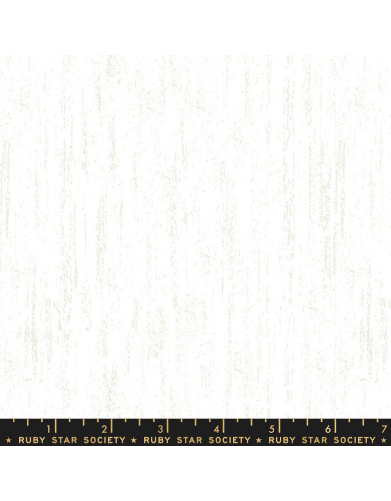 Ruby Star Society Brushed - White coupon (± 23 x 110 cm)