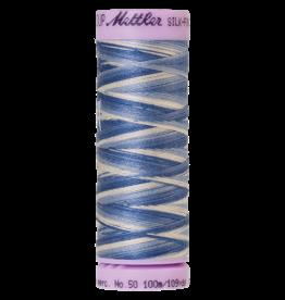 Mettler Silk Finish Cotton Multi 50 - 100 meter 9811 - Clear Sky