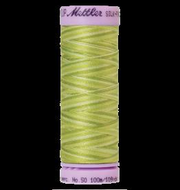 Mettler Silk Finish Cotton Multi 50 - 100 meter 9817 - Little Spouts
