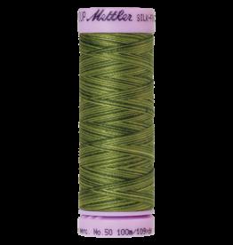 Mettler Silk Finish Cotton Multi 50 - 100 meter 9818 - Ferns