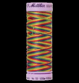 Mettler Silk Finish Cotton Multi 50 - 100 meter 9824 - Prime Kids