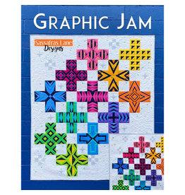 Sassafras Lane Designs Sassafras Lane - Graphic Jam - patroon