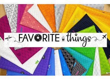 Sassafras Lane - Favorite Things