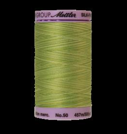 Mettler Silk Finish Cotton Multi 50 - 457 meter 9817 - Little Spouts