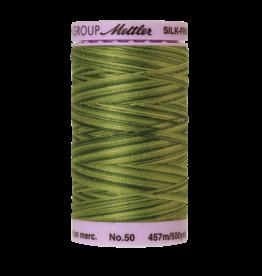 Mettler Silk Finish Cotton Multi 50 - 457 meter 9818 - Ferns