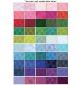 Benartex Shadow Blush Jewels - 10 x 10 Pack