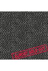 Timeless Treasures Kinfolk - Mini Lines & Dots Black